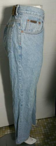 Vintage Calvin Klein Women's Jeans Size 16 High Rise Waist Mom USA