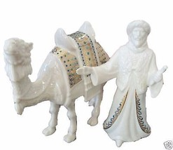Lenox China Jewels Camel With Master Figurine S... - $155.10