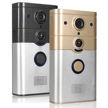 720P Wireless Doorbell WiFi Video Camera Phone Door Intercom IR Night Vision P2P image 2