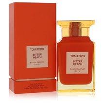 Tom Ford Bitter Peach Cologne 3.4 Oz Eau De Parfum Spray image 2