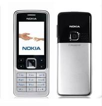 "Cheap Unlocked Original Nokia 6300 Mobile Cell Phones 2.0"" 2.0MP Camera ... - $56.50"