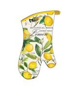 Michel Design Works Lemon Basil Padded Oven Mitt - $15.00