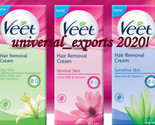 20 Pcs Veet Easy Grip Ready-to-Use Wax Strips_Choose your[Normal/Sensitive/Dry]