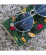 Men's Padded Cellphone Case or Eyeglass Case with Fishing Lure Motifs - $9.25