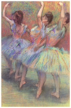 Decor Poster.Wall interior design.Ballet dancers.Home Shop Wall Art.1897 - $11.30+