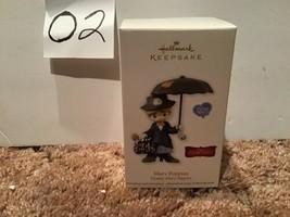 Hallmark Precious Moments 2012 Mary Poppins Christmas Ornaments - $69.90