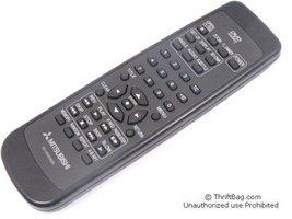 Mitsubishi DD5000 DD6000 Remote Control - $22.80