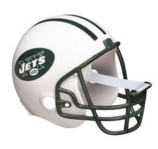 NFL Scotch Magic Tape Dispenser New York Jets Football Helmet / 1 Roll Tape - $7.49