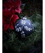 Banishing Cleansing Black Witch Ball Ornament H... - $39.99
