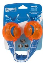 CHUCKIT Hydro Squeeze Duo Tug Toy, Medium image 2