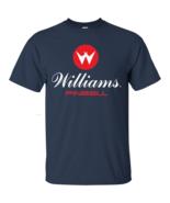 Williams, Pinball, Arcade, Video Game, Navy T-shirt - $16.99+