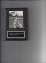 FRED McMULLIN PLAQUE BLACK SOX BASEBALL MLB HAP 1919 CHICAGO WHITE SOX - $0.01