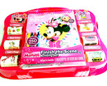 Disney Minnie Mouse Finish the Scene Birthday Christmas Activity Gift Set NEW