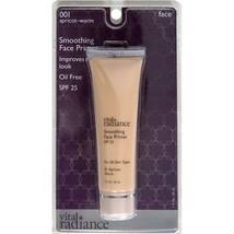Vital Radiance Soothing Face Primer, Apricot-Warm 001, 1 fl oz , 1 ea - $28.90