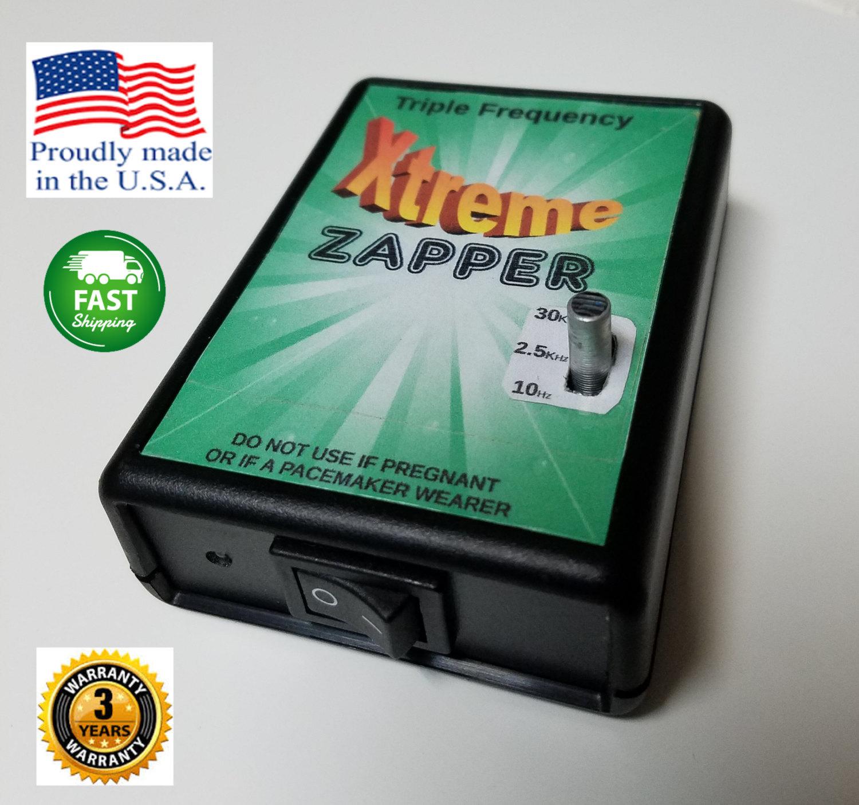 Hi-Power Xtreme Hulda Clark Parasite Zapper and 11 similar items