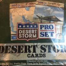 Desert Storm Cards - $11.65