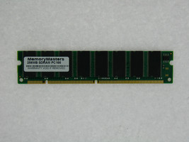 256MB SDRAM MEMORY RAM PC100 NON-ECC NON-REG DIMM
