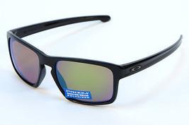 Oakley Sliver OO9262-38 Sunglasses - Polished Black/Prizm Shallow Water ... - $119.96