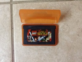 Star Wars Lego The Video Game Advance Gameboy Game - $2.92
