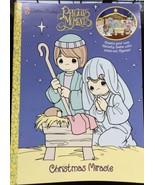 Precious Moments Christmas MiracleNew Gift  Pun... - $12.82