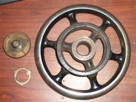Singer 27-3 Six Spoke Hand Wheel, #2804 Stop Mo... - $10.00