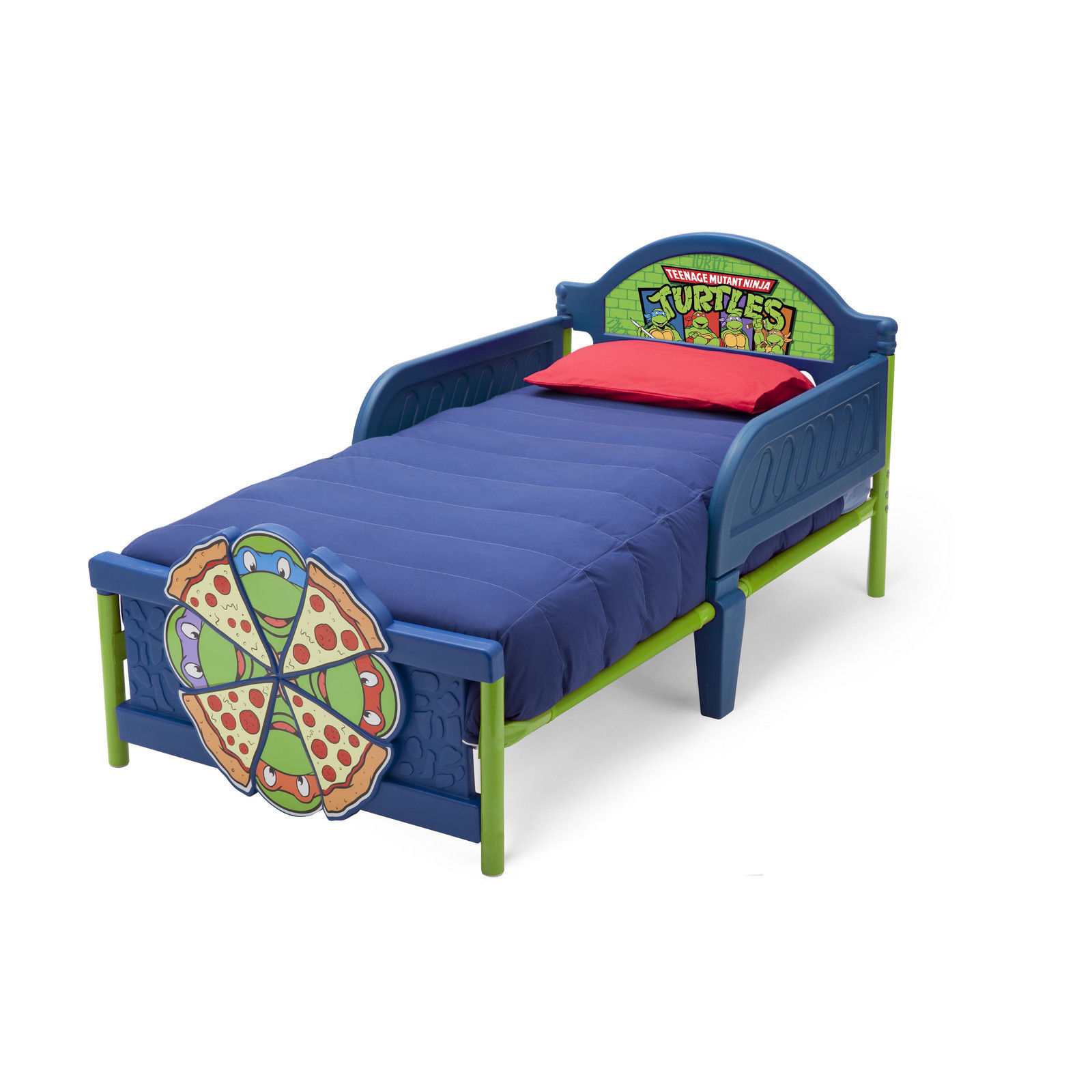 Ninja Turtles Toddler Bed Kids Children Boys And 50