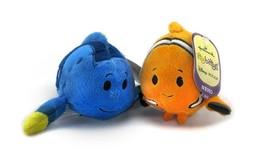 Nemo and Dory Set 2 Hallmark Itty Bitty Bittys  Disney Pixar Finding Nem... - $23.25