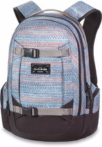 """Dakine MISSION 25L Mens 15"""" Laptop Sleeve Backpack Bag Tracks NEW 2017 - $70.00"""