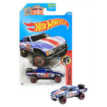 NEW 2014 Hot Wheels 1:64 Die Cast Car HW Daredevils Toyota OFF-Road Truc... - €12,79 EUR