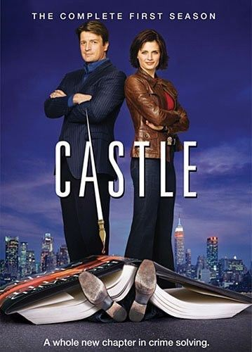 Castle: The Complete First Season 1 (DVD, 2009, 3-Disc Set)  TV Series