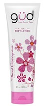 Gud Floral Cherrynova Natural Body Lotion, 8 Fl Oz - $7.98