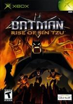 Batman Rise of Sin Tzu - $16.88