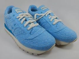 Saucony Original Jazz O Quilted Running Shoes Women's Sz 7 M EU 38 Blue S60295-2