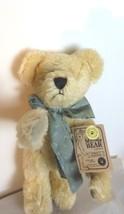 Vintage Boyds Mohair Teddy Bear Harrington G Bearington 590051-01 Vanill... - $39.40