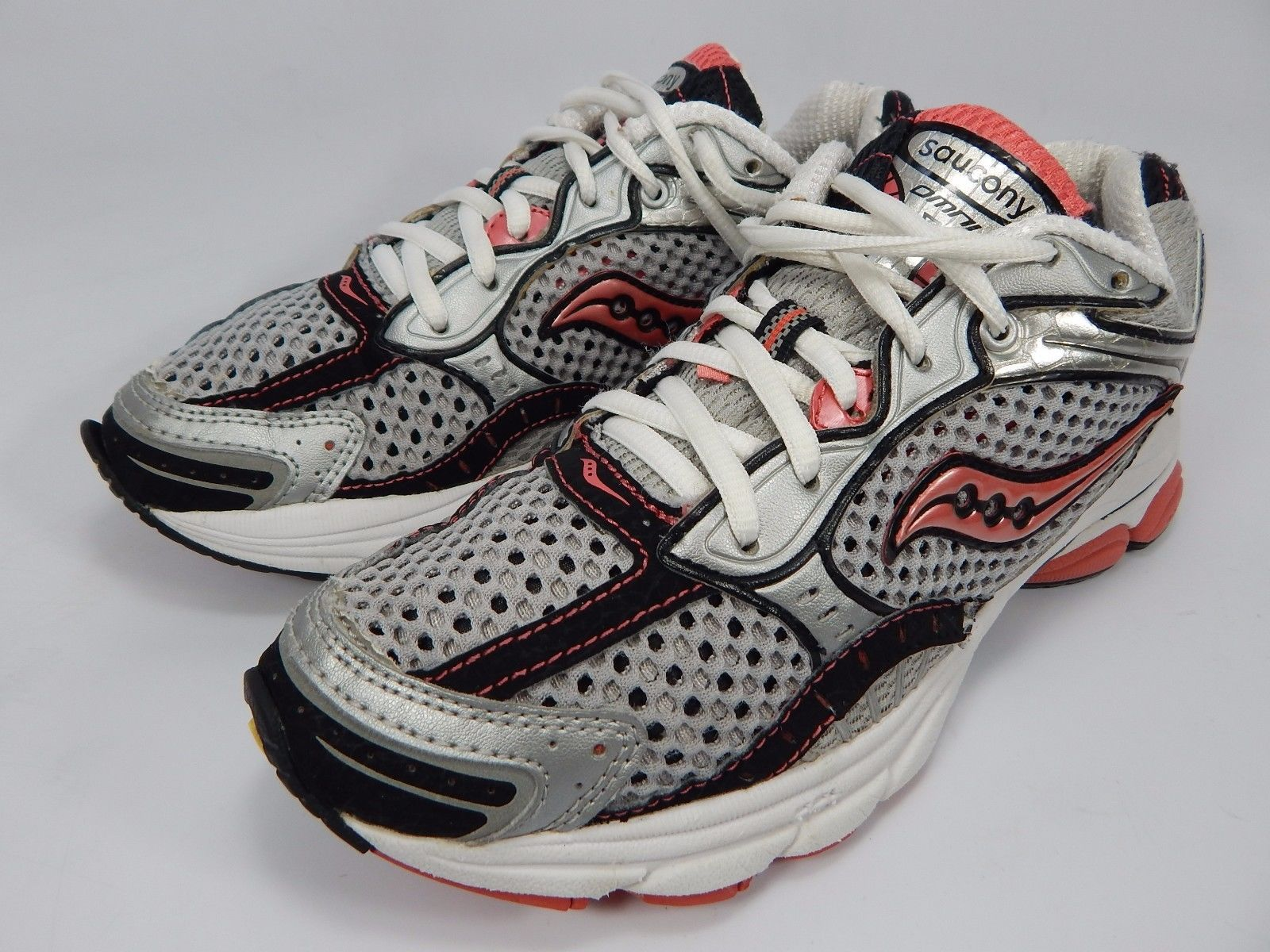 Saucony Omni 7 Women's Running Shoes Size US 8 M (B) EU 39 Silver 10018-2