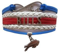 Buffalo Bills Football Fan Shop Infinity Bracel... - $9.99