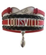 University of Louisville Cardinals Fan Shop Infinity Bracelet Jewelry - $12.99