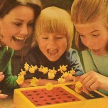1975 Perfection Family Action Game From Lakeside Complete - £20.94 GBP