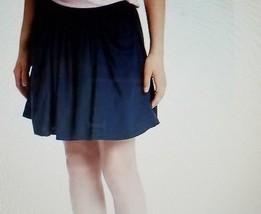 Girls Old Navy   School Uniform Skater Skirt Size M L XL XXL NWT  Navy  - $13.59