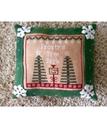 Frosty's Tree Farm #1 series cross stitch chart... - $7.20