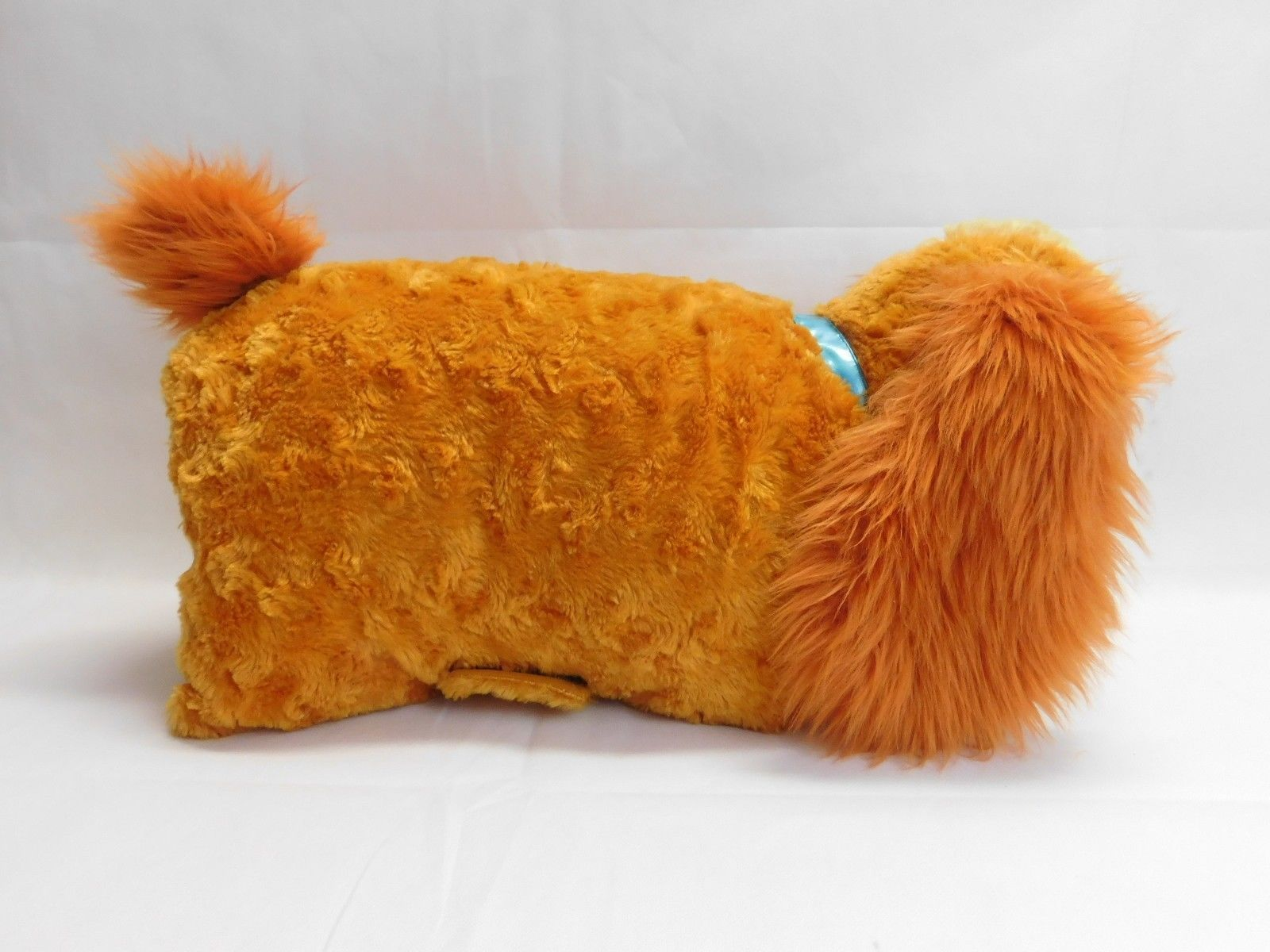 Stuffed Animal Dog Pillow : Disney Parks Lady & the Tramp 20