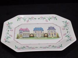 Vintage 1999 LENOX VILLAGE Bread Platter - $32.18