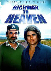 Highway to Heaven: The Complete Fifth Season 5 (3 DVD Set) New TV Series