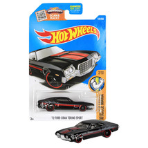 NEW 2014 Hot Wheels 1:64 Die Cast Car HW Muscle Mania '72 Ford Gran Turi... - €12,79 EUR
