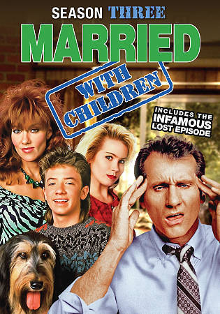 Married With Children The Complete Third Season 3 (2 DVD Set) New TV Series