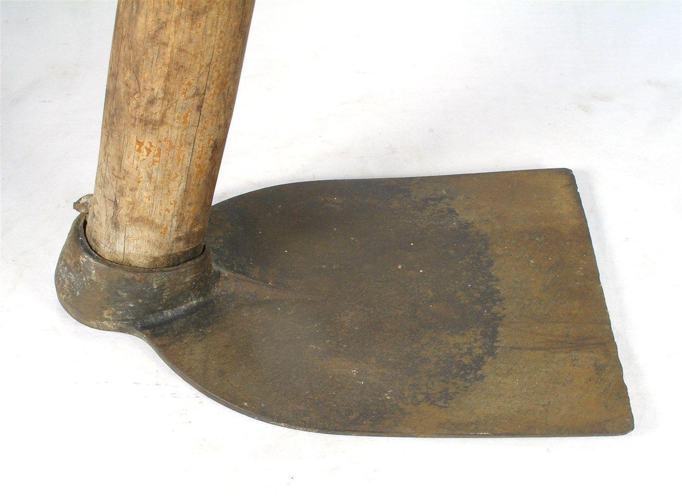 Farm Tool Silver Gold Prospecting Ax