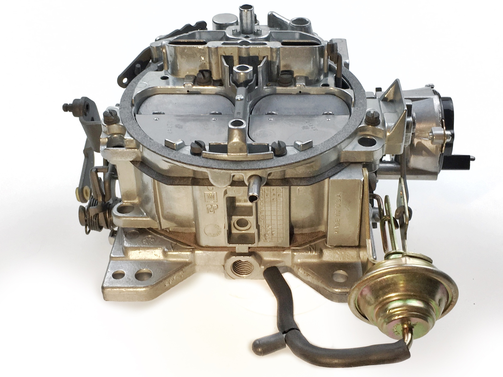 1904R Remanufactured Rochester Quadrajet Carburetor 4MV 80-89 Electric SUMMIT