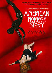 American Horror Story: The Complete First Season 1 (3 DVD Set) New TV Series