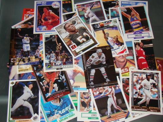 Sports Cards / Trading Cards - 60 Assorted Card Lot 5