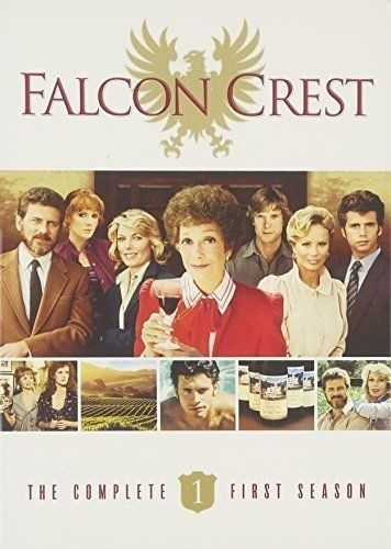 Falcon Crest: Complete First Season 1 (4 DVD Set) New Classic TV Series